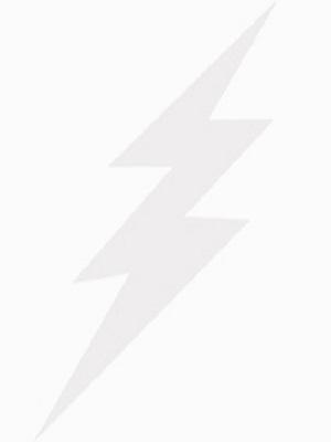 RMSTATOR Red Machined Aluminum Mosfet Regulator for Honda CBR 600 | VFR 800 | CBR 900 / 929 RR 2000-09 | # 31600-MBW-D21